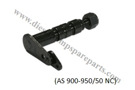 1463161596 AS900/950 - 50 NC Throttle Shaft