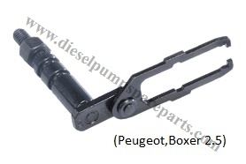 1463162041 Peugeot Boxer 2.5 Throttle Shaft