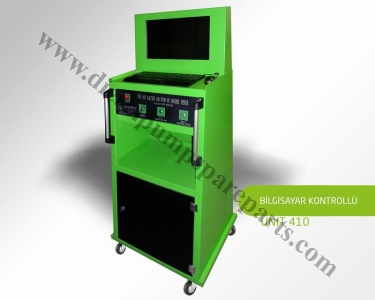 Unıt 410 Computer controlled test machine