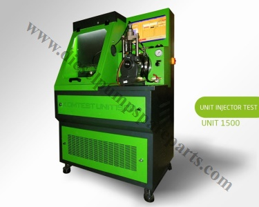 Unıt Injector 1500 testing machine
